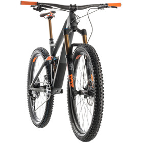 Cube Stereo 140 HPC TM MTB Fullsuspension grå